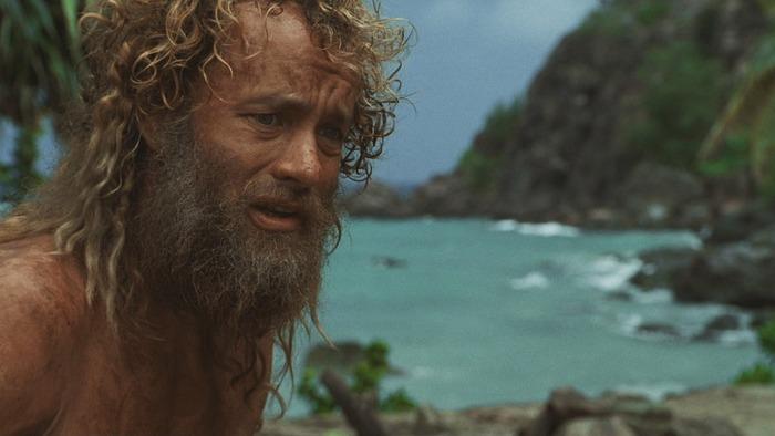 Жить на острове долго можно и без виз (фильм с Томом Хэнксом)